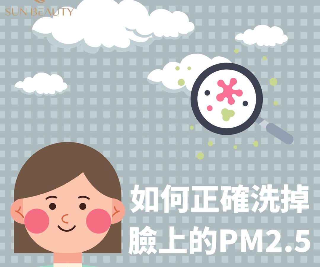 空氣污染會傷害肌膚